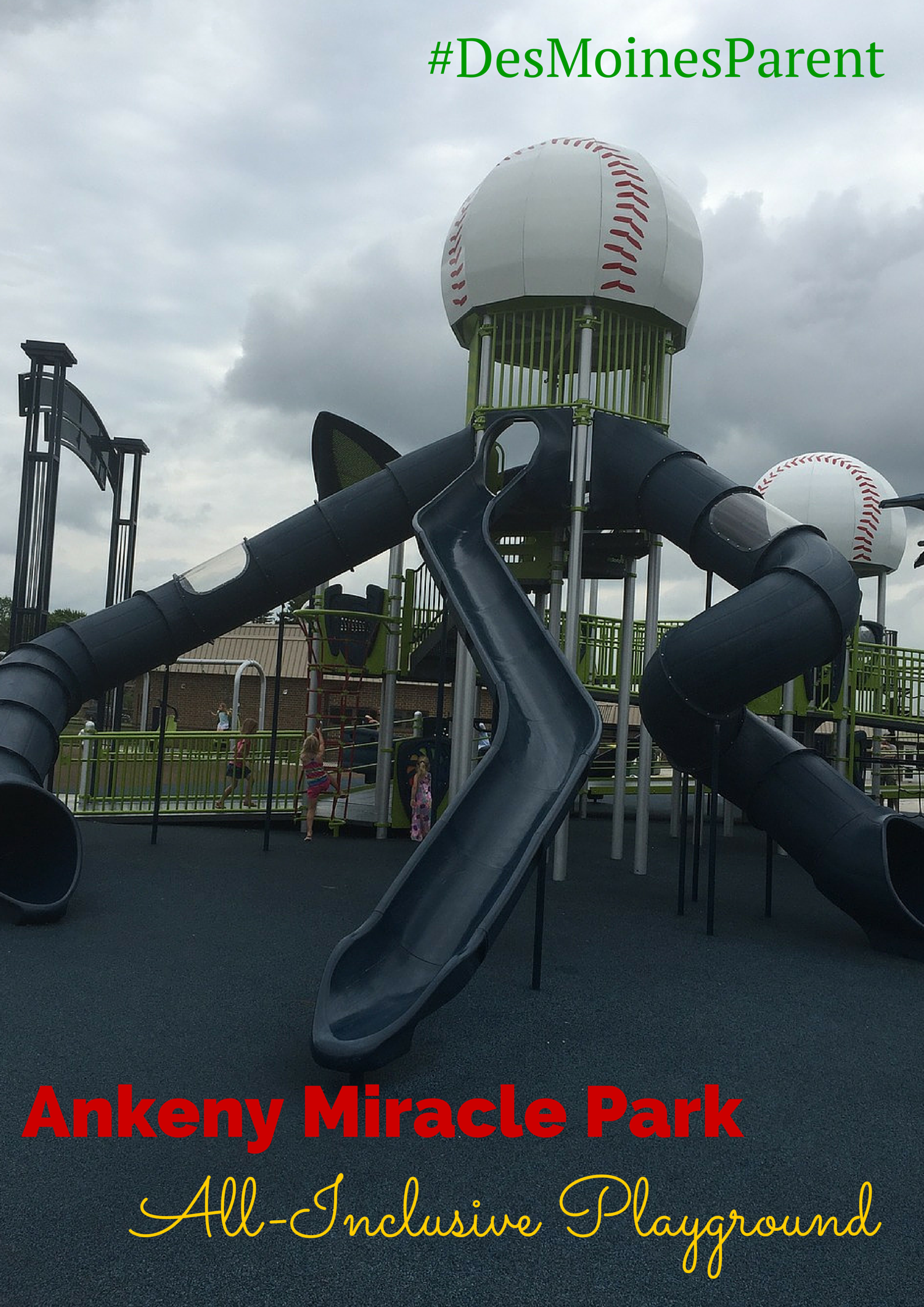 Ankeny Miracle Park an All-Inclusive Playground