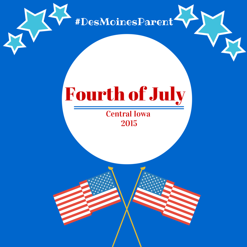 Fourth of July in Central Iowa 2015