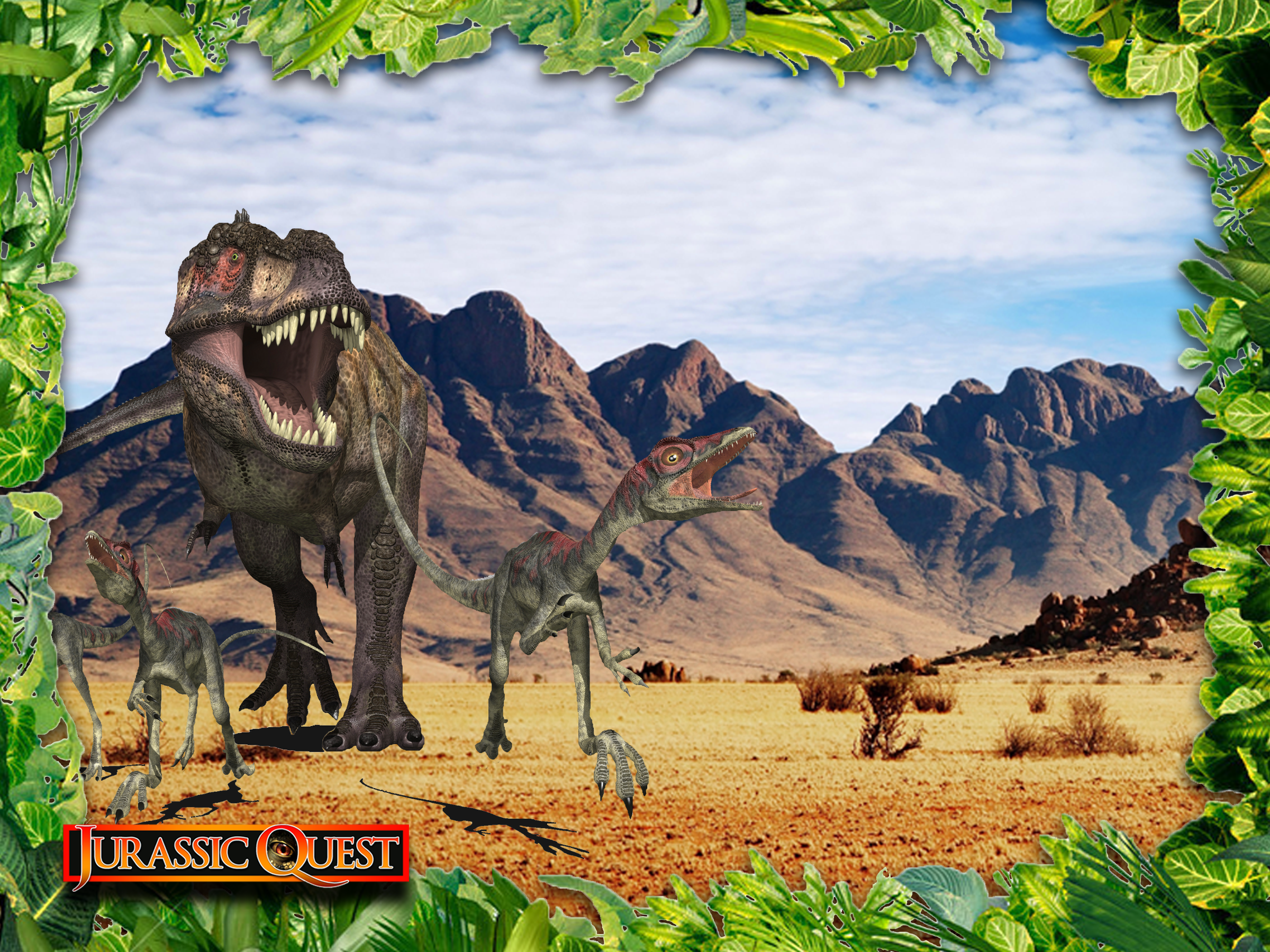 Jurassic Quest at Iowa Events Center