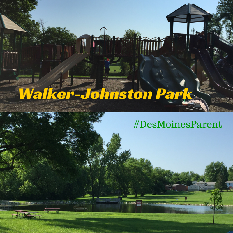 Walker Johnston Park in Urbandale