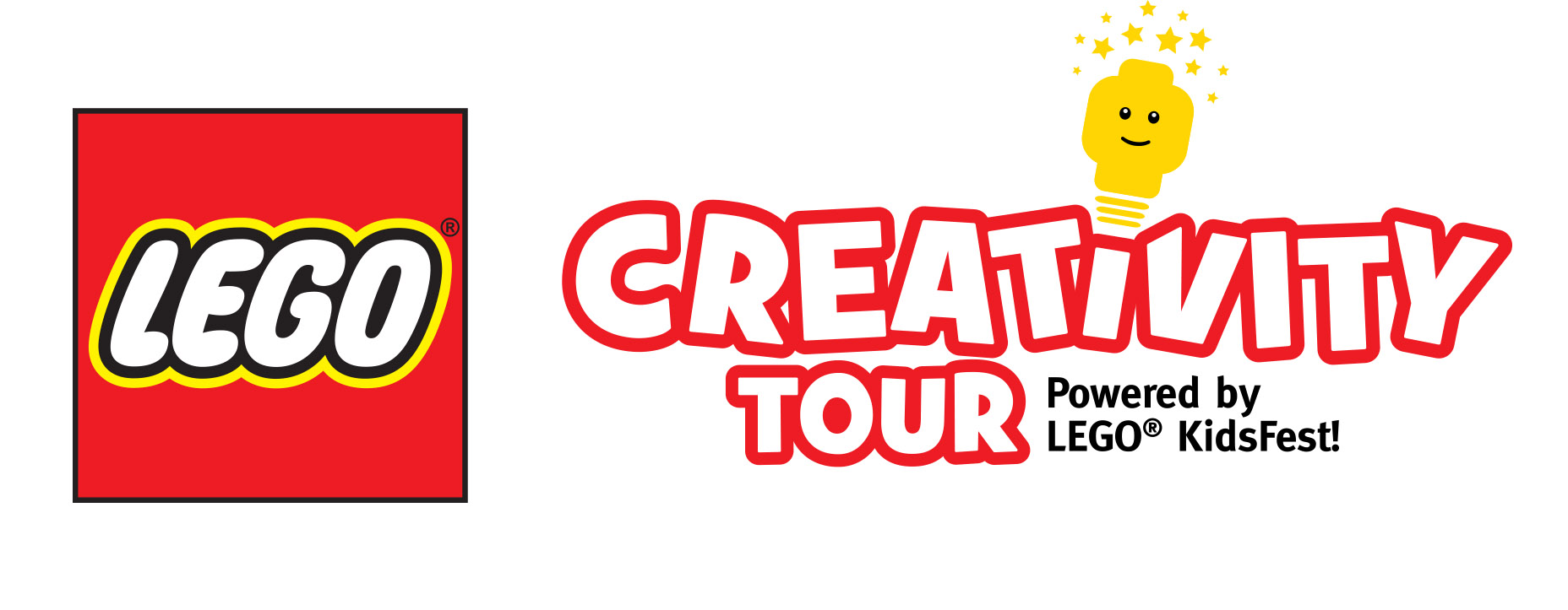 The LEGO Creativity Tour 2015!