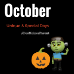 October: Unique & Special Days to Remember!