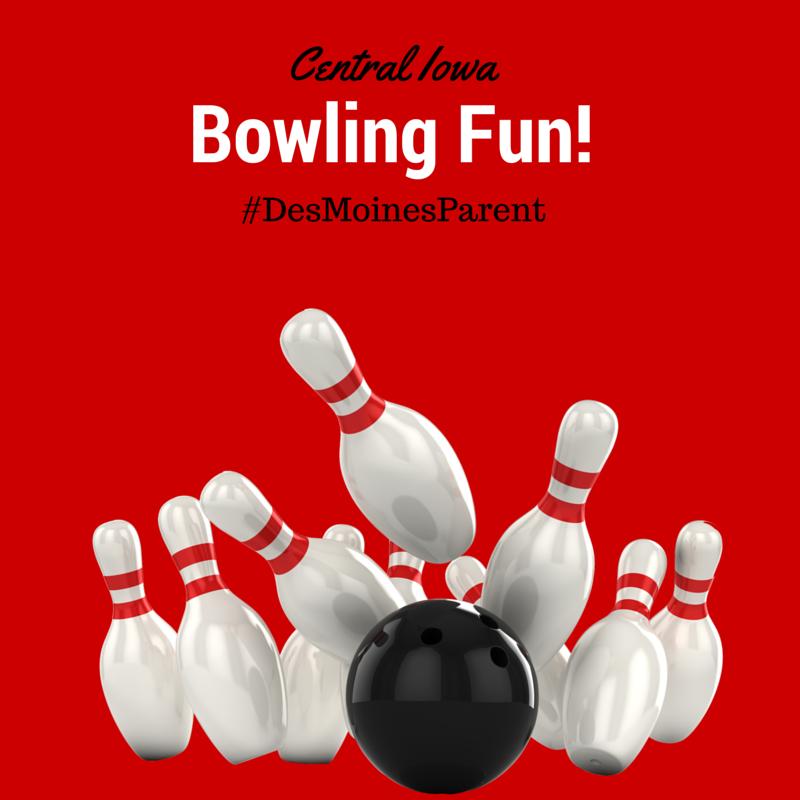 Bowling Fun in Central Iowa!