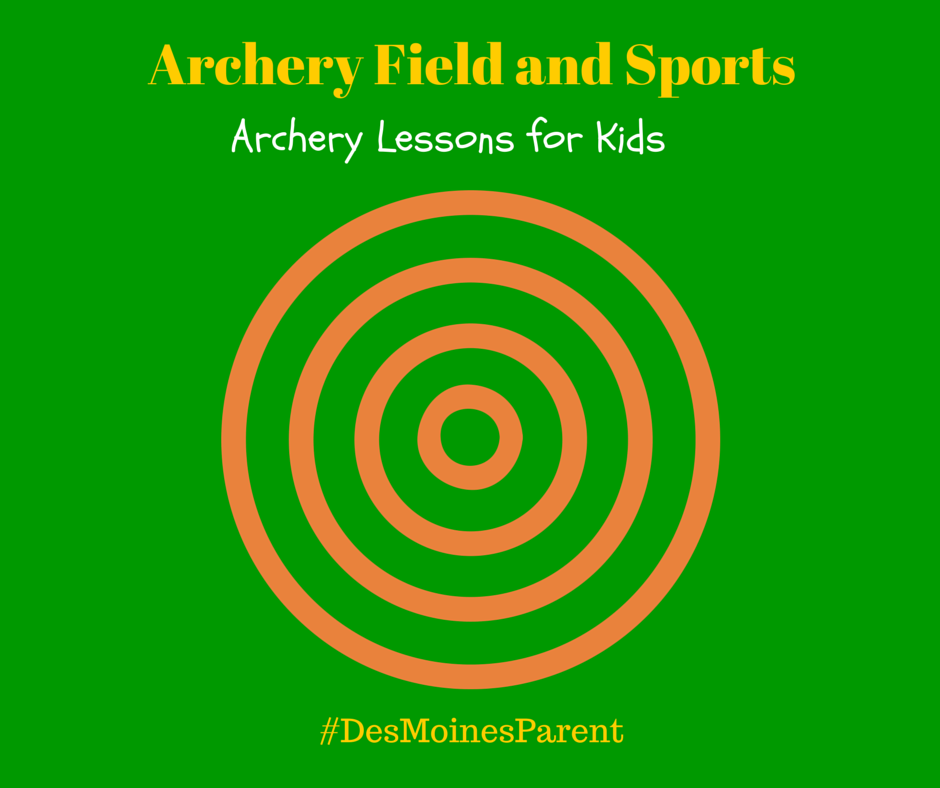 Archery Field and Sports: Archery Lessons for Kids