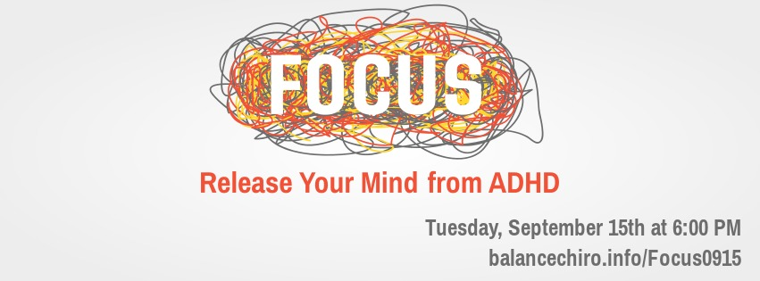 Focus: Release Your Mind From ADHD