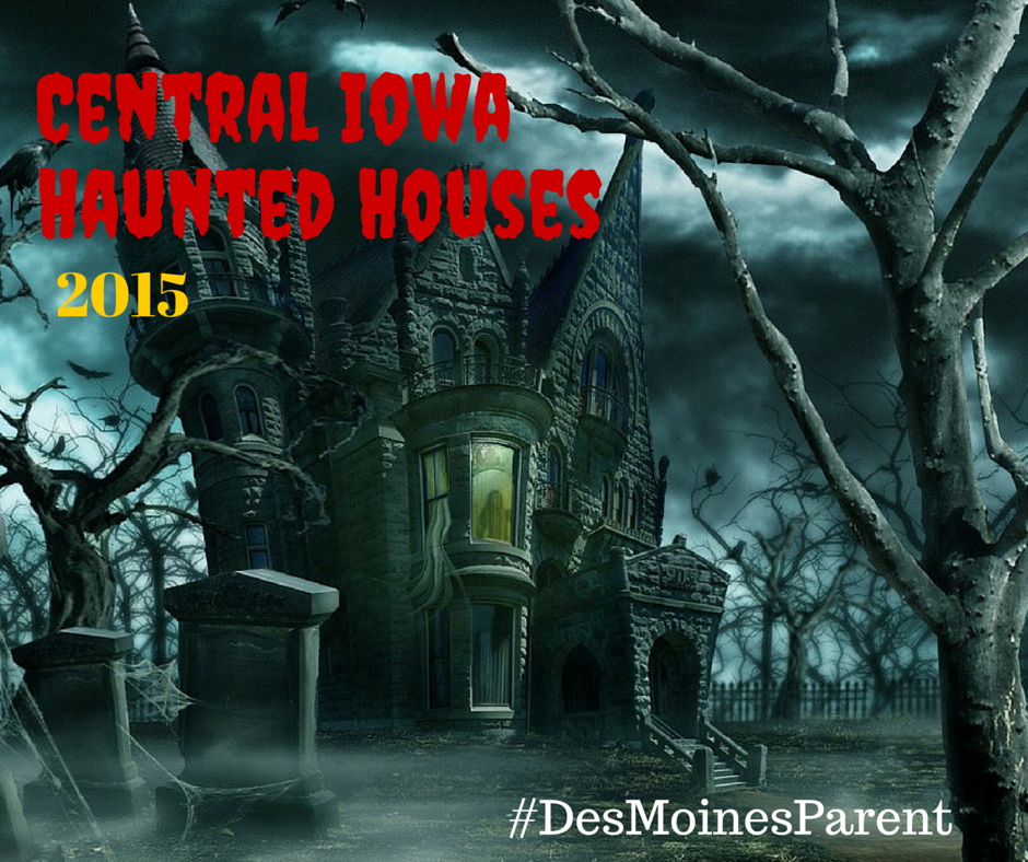 Haunted Houses in Central Iowa