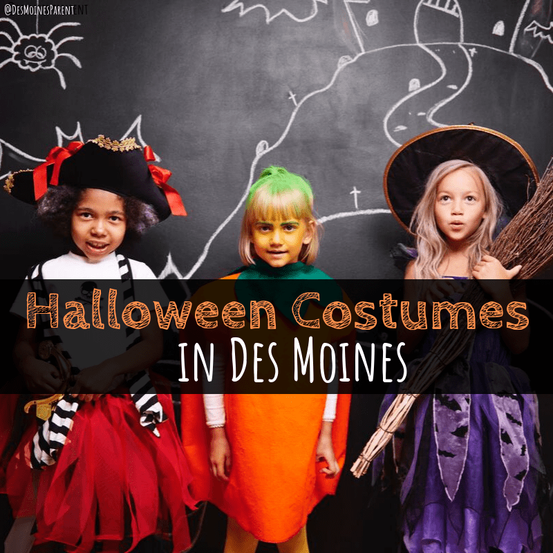 Halloween Costumes in Des Moines