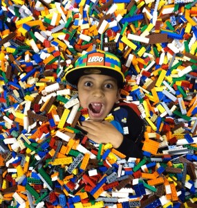 LEGO Creativity Tour: NEXT WEEKEND!