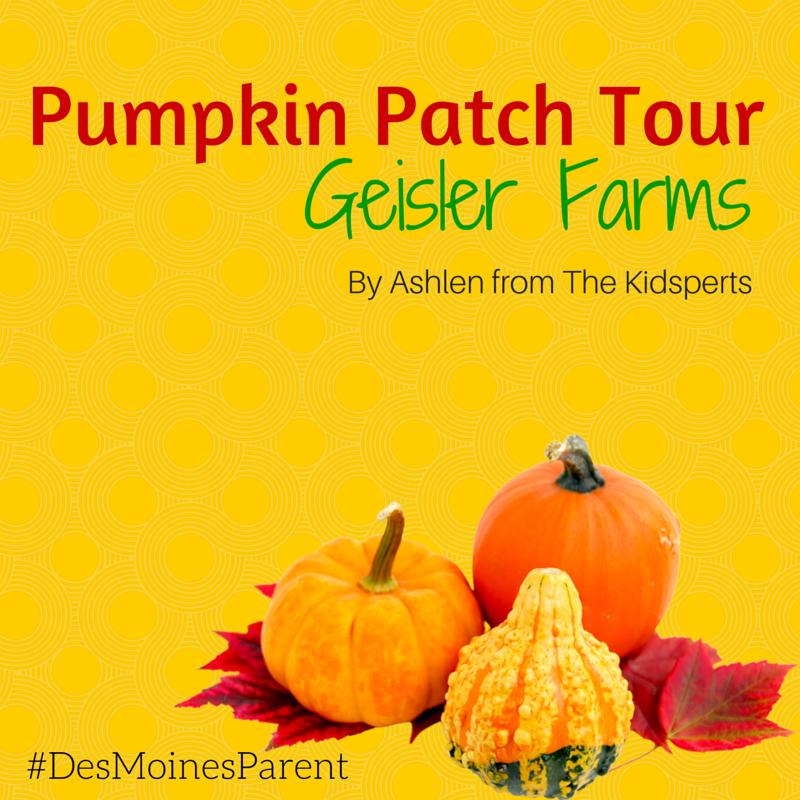 Pumpkin Patch Tour: Geisler Farms
