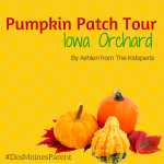 Pumpkin Patch Tour: Iowa Orchard
