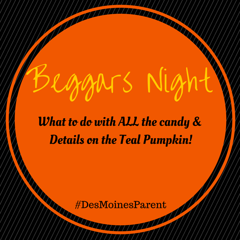 Beggars' Night: What To Do With All The Candy!