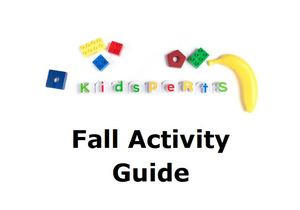The Kidsperts Fall Activity Guide: Questions & Answers