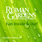 Reiman Gardens: Fun Inside & Out!
