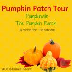 Pumpkin Patch Tour: Pumpkinville & The Pumpkin Ranch