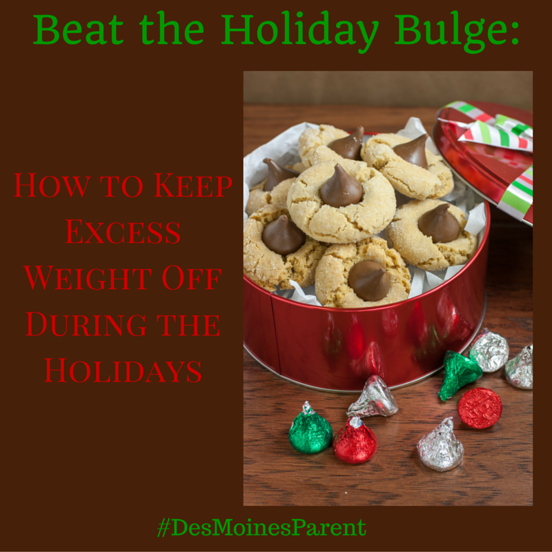 Beat the Holiday Bulge: How To Keep the Excess Weight Off During the Holidays
