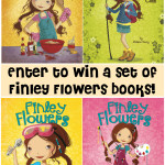 Finley Flowers Books & Giveaway!