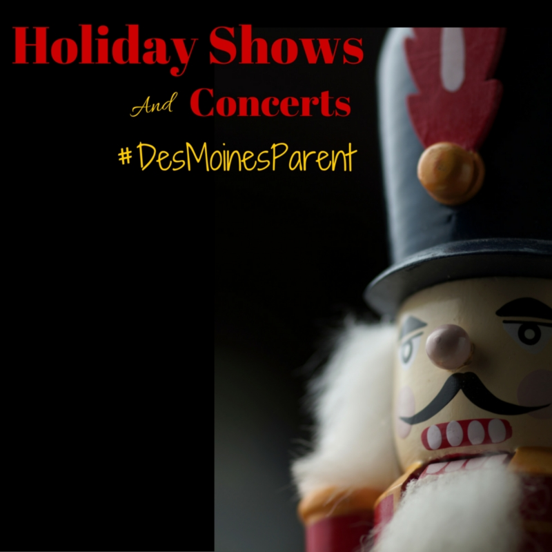 Holiday Shows & Concerts 2015