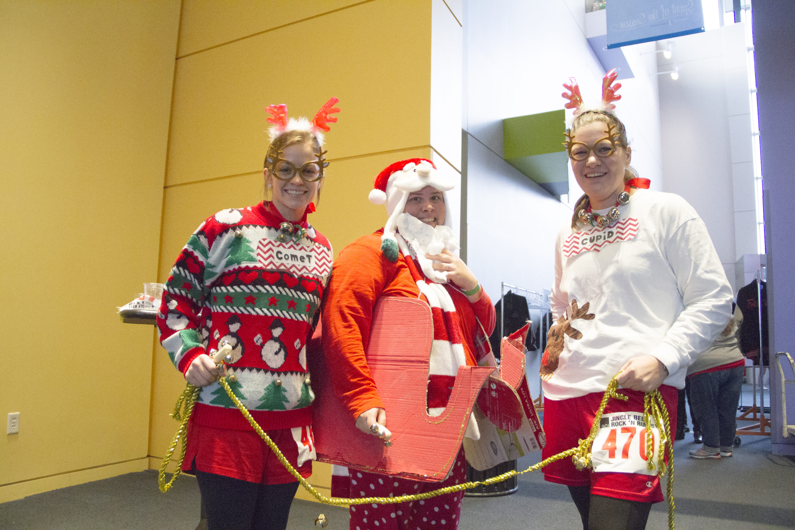 Holiday Fun at the Science Center of Iowa