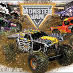 Monster Jam 2016 at the Iowa Events Center