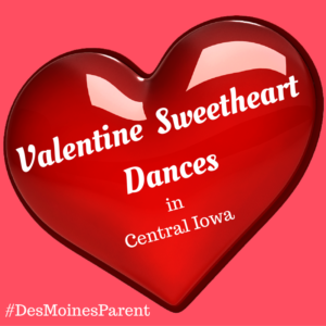 Valentine Sweetheart Dances2015