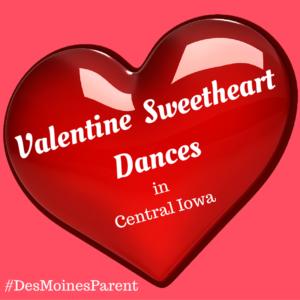 Valentine Sweetheart Dances2015