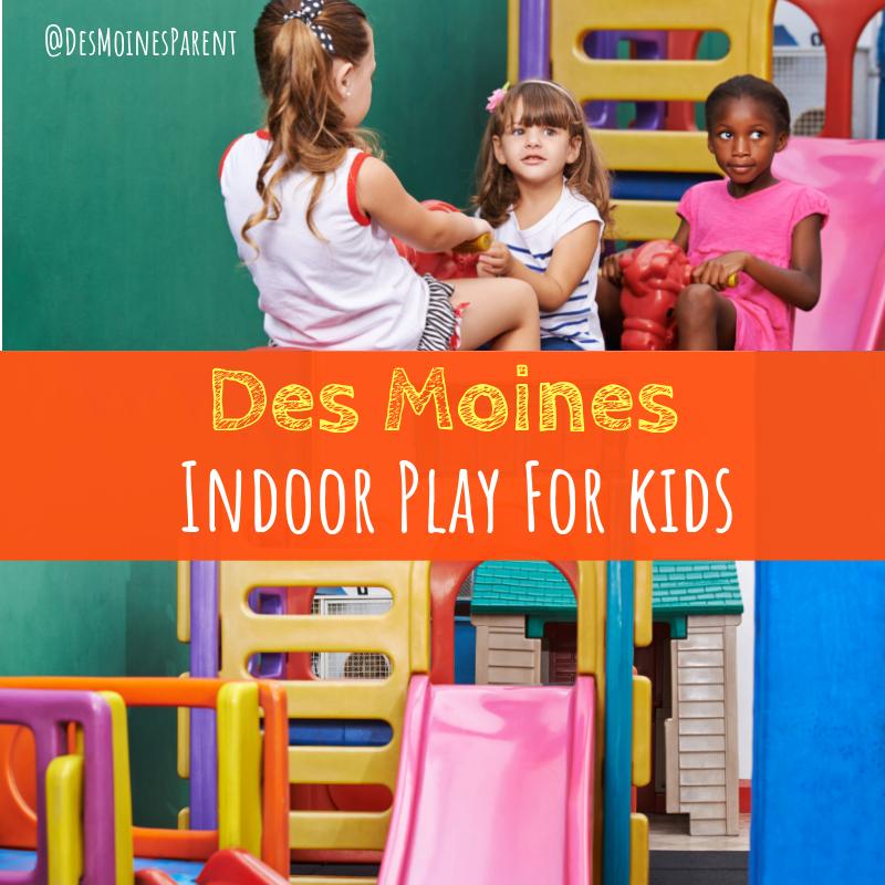Des Moines, indoors, winter, indoor play