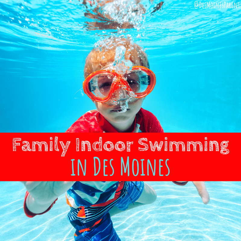 Family Indoor Swimming in Des Moines