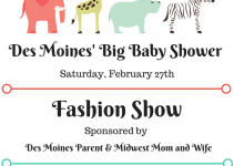 Des Moines' Big Baby Shower