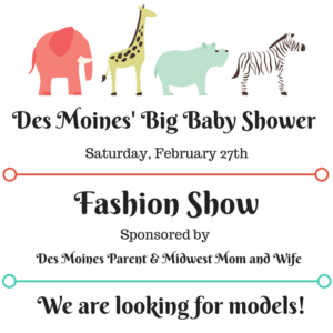 Des Moines' Big Baby Shower