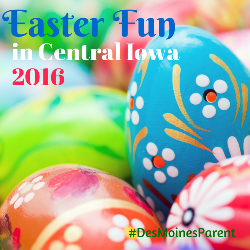 Easter Fun in Central Iowa 2016