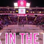 Iowa Wild: Pink in the Rink & Crash's Birthday!