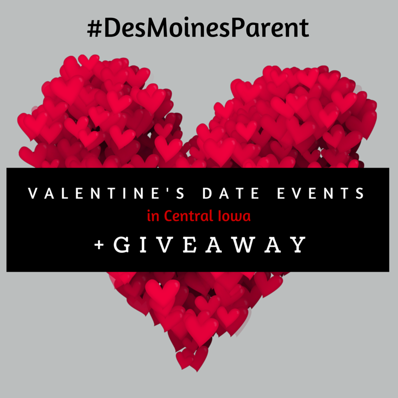 Valentine's Date Events + Giveaway!