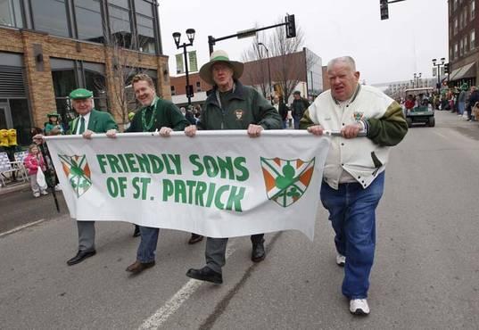 Saint Patrick's Day Parade 2016