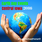 Earth Day Events in Central Iowa 2016