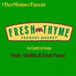 Fresh Thyme Farmers Market Central Iowa