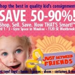 Just Between Friends: Kids Spring Consignment Event!