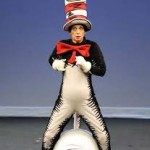 Cat in the Hat at the Des Moines Civic Center!