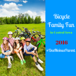 Bicycle Family Fun in Central Iowa