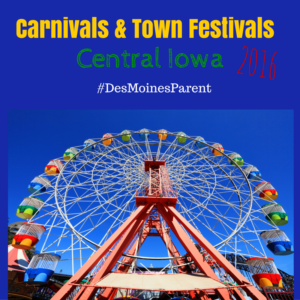 Carnivals & Town Festivals