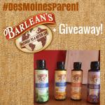 Barlean's Swirls + Giveaway!