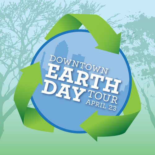 Downtown Earth Day Tour 2016