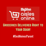 Hy-Vee Aisles Online + $50 Gift Card Giveaway!