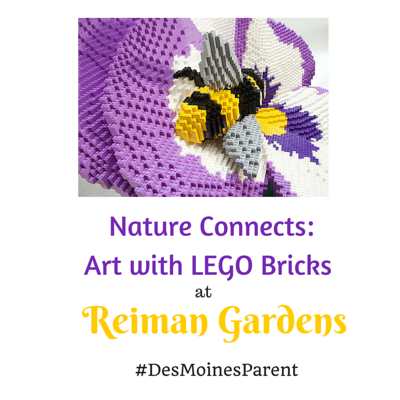 Nature Connects_ Art with LEGO Bricks