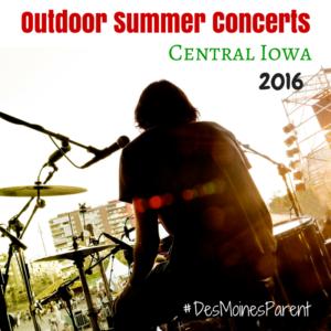 Outdoor Summer Concert s