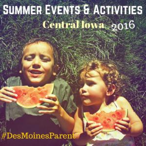 Summer Events & Activities