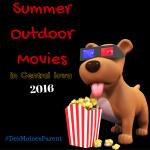 Summer Outdoor Movies 2016
