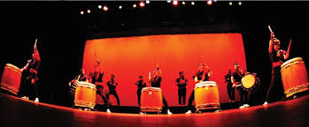 San Jose Taiko Coming to the Des Moines Civic Center!