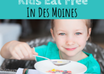 Kids Eat Free, Des Moines, Iowa