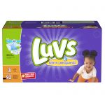 Save Money with Luvs Diapers + $100 AmEx Gift Card