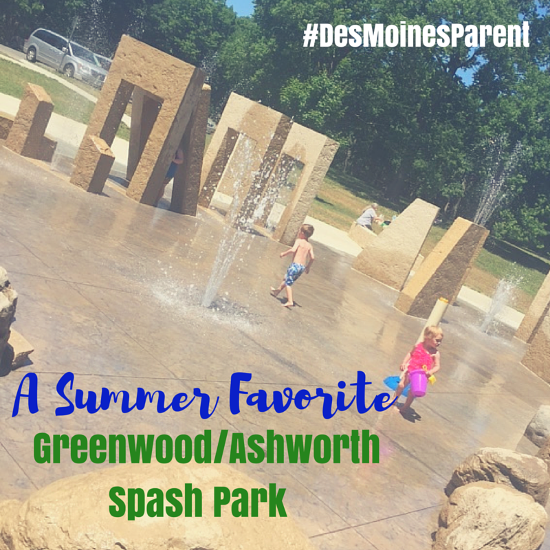 Greenwood Ashworth Splash Park Des Moines Parent
